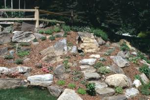 Rock In Garden Make A Rock Garden