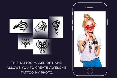 tattoo editor shop my name photo editor apk free