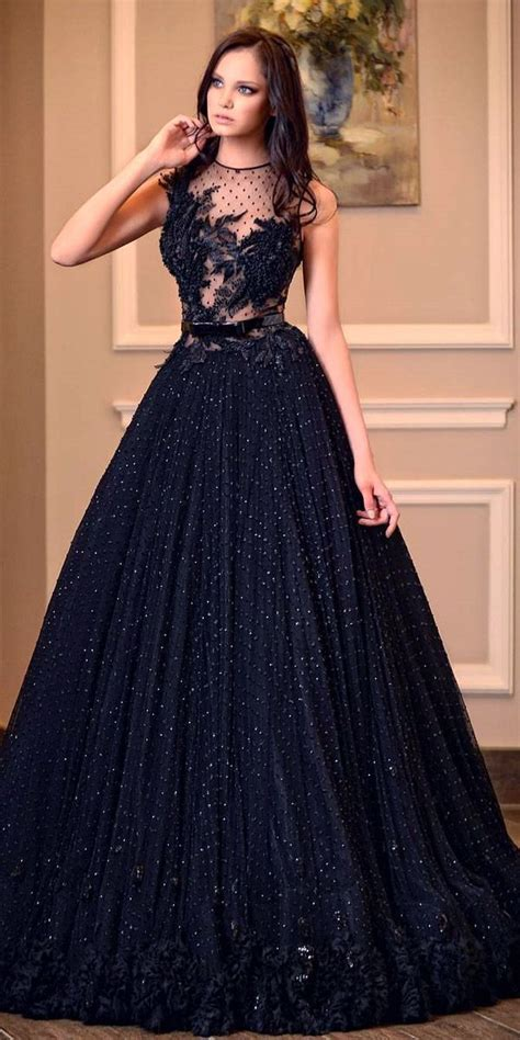 Wedding Dresses Black by M 225 S De 25 Ideas Fant 225 Sticas Sobre Vestidos De Novia Negros