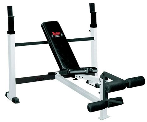 york adjustable bench york adjustable olympic bench