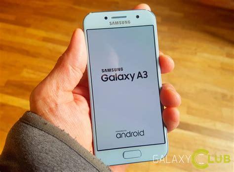 Samsung A3 Update samsung galaxy a3 2017 review kopen updates tips trucs
