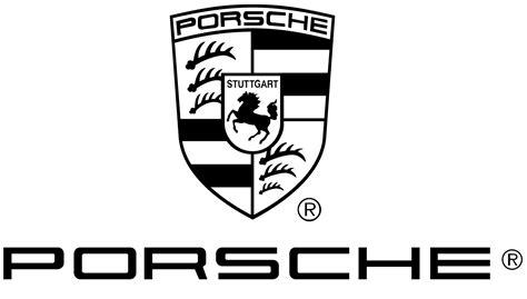 porsche logo vector logos oil change stickers