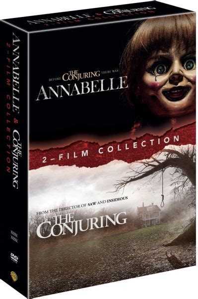 annabelle doll uae souq annabelle the conjuring 2 collection dvd uae
