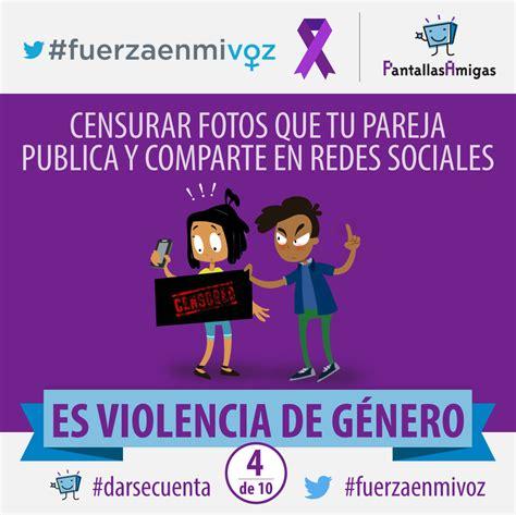 imagenes para wasap de violencia de genero ciberacoso y otras formas de violencia en redes sociales