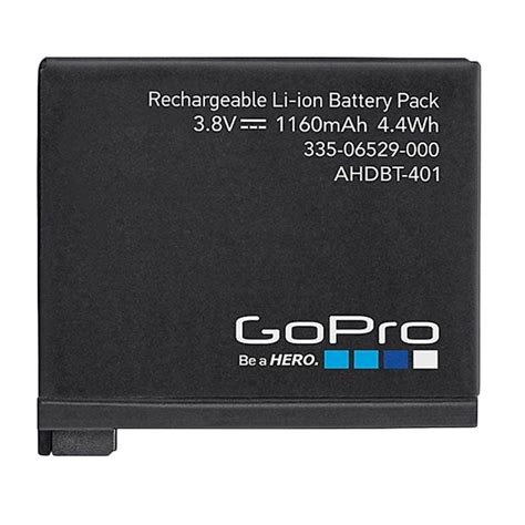 Baterai Battery Gopro 4 jual gopro battery original 4 harga