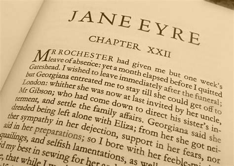 Analysis Of Jane Eyre Chapter 8   quotes from jane eyre chapter quotesgram