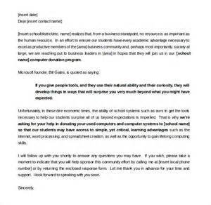 Charity Sponsor Letter Template sponsorship letter templates 40 free sample example format free