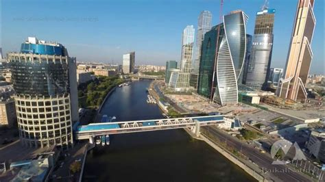business center moscow city   air youtube
