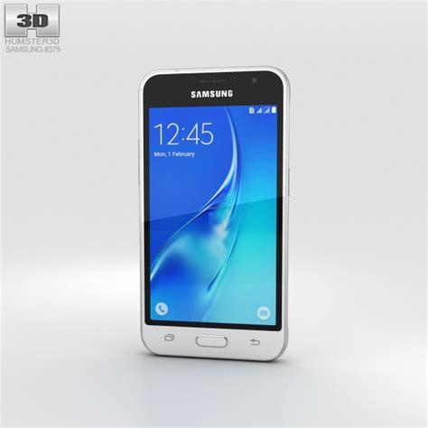 Samsung Galaxy J1 2016 White Original Garansi Resmi samsung galaxy j1 2016 white 3d model hum3d