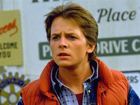 michael j fox quotes back to the future how michael j fox landed back to the future role