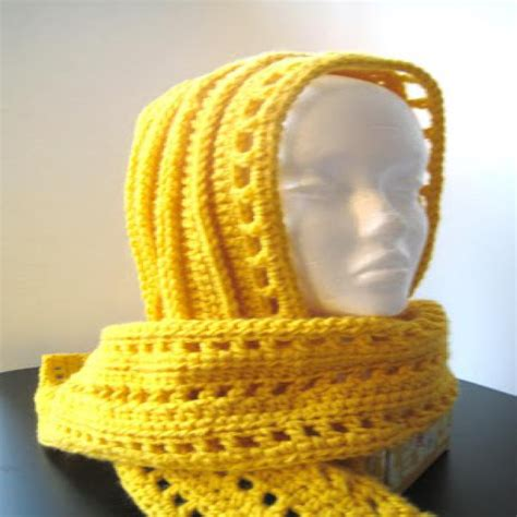 crochet pattern x hooded infinity scarf crochet pattern for beginners