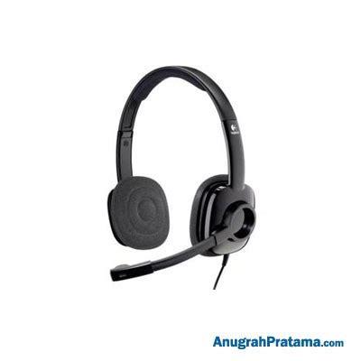 Headset Logitech H150 jual logitech h150 stereo headset headset terbaru harga murah dan bergaransi resmi