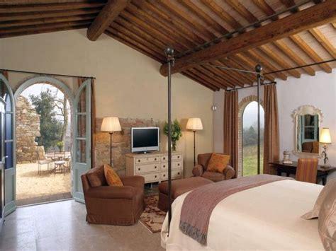 elegant tuscan bedroom furniture design ideas