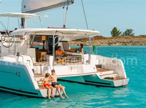 catamaran a vendre mediterranee catamaran lagoon 42 a c charteralia location bateau ibiza