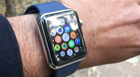 Apple Replika Apple Led Iwatch Led apple could come with micro led panels the indian