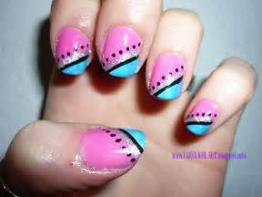 Short nail designs i i t