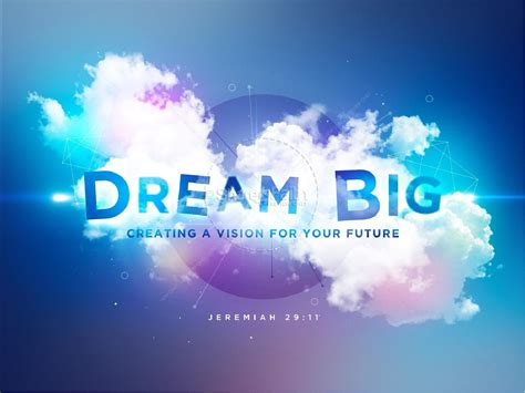 Design Your Own Home Software Dream Big Church Powerpoint Powerpoint Sermons