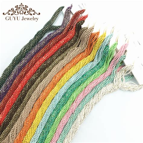 jewelry supplies canada diy accessories 500cm chain supplies for jewelry