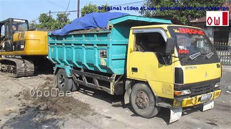 Dump Truck Ps Mitsubishi loading dump truck mitsubishi colt diesel 120ps