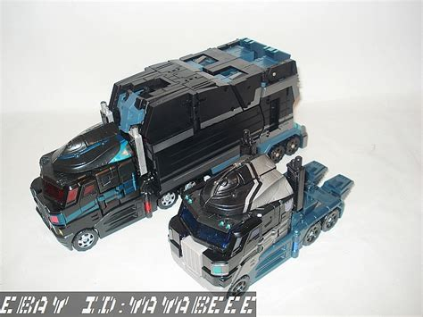 Kaos Transformers Grimlock 01 transformers henkei wonderfest exclusive black convoy