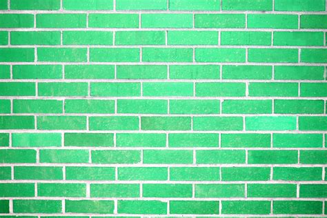 green painted brick wall texture picture free photograph green brick wall texture picture free photograph