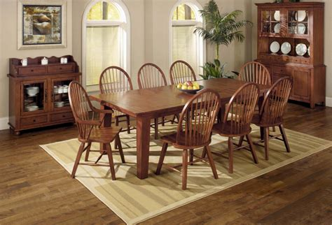 mesmerizing country style dining table and chairs 18 for