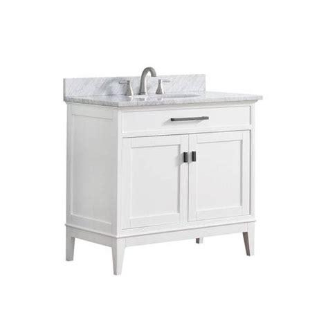 22 inch bathroom vanity combo madison white 37 inch vanity combo avanity vanities