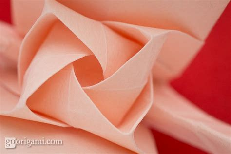 Single Sheet Origami Flower - photo collection tsuru origami