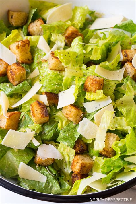 the best macaroni salad a spicy perspective the best steakhouse caesar salad recipe a spicy perspective