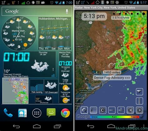 paid android apps apk paid eweather hd radar hd alerts v5 3 5 apk