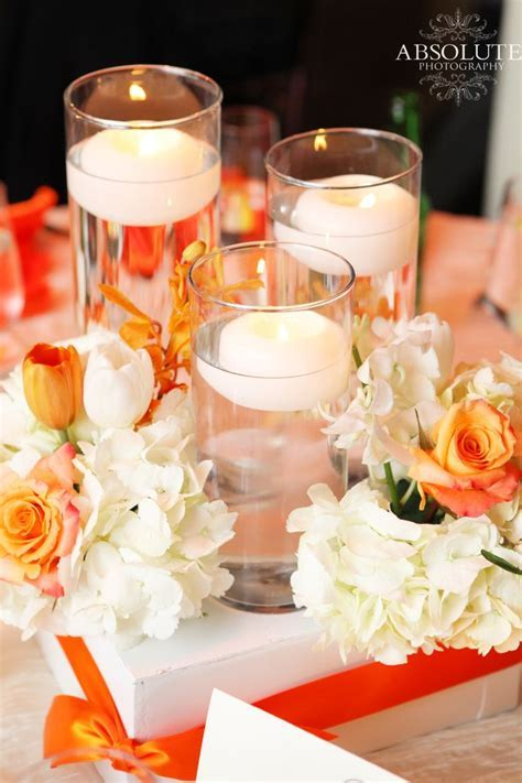 297 best images about Candle Wedding Centerpieces on