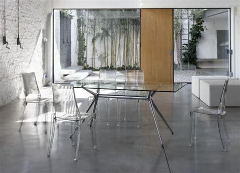 Target Speisesaal Tisch by Steel Style Buffet Tonon International Srl