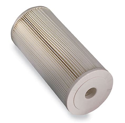 Filter Air Cartridge Filter Big 20 filter cartridge big blue 20 pleated cellulose polyester 5 micron from cole parmer