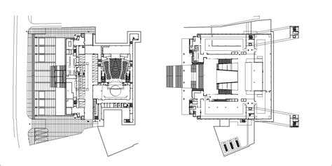 museum floor plan dwg museum design drawings cad files dwg files plans and