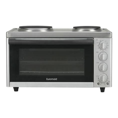 bench top oven euromaid mc130t benchtop oven home clearance
