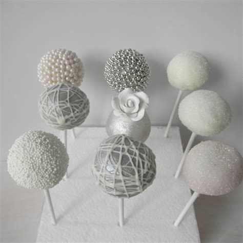 Wedding Cake Pops by Wedding Cake Pops Sj Events