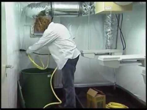 how to grow marijuana indoors quot basic grow room setup and