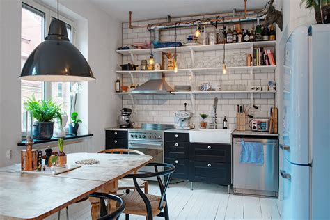 Nordic Home Interiors small swedish apartment as an example of scandinavian style