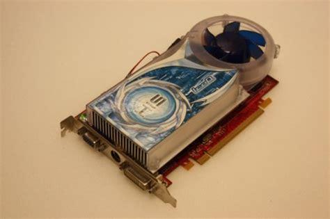 Vga Card His Iceq his radeon x1650 pro iceq 512mb ddr2 pci e dvi vga graphics card