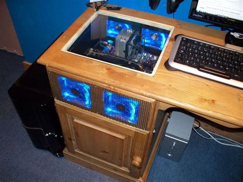 Gaming Desk Pc 271 Best Pc Mod Ideas Images On Pinterest Homes And Bridge