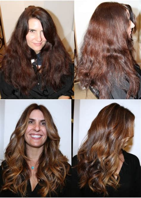 haircut before dye 1000 images about before and after on pinterest caramel