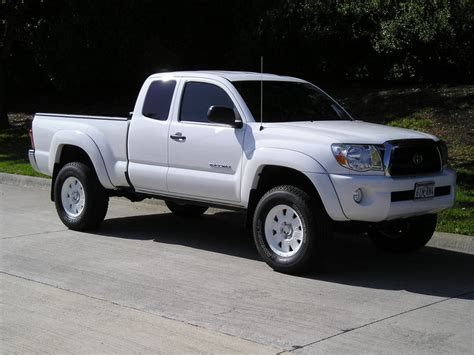 Mpg Toyota Tacoma 2006 Improve Toyota Tacoma Gas Mileage 2006 Autos Post
