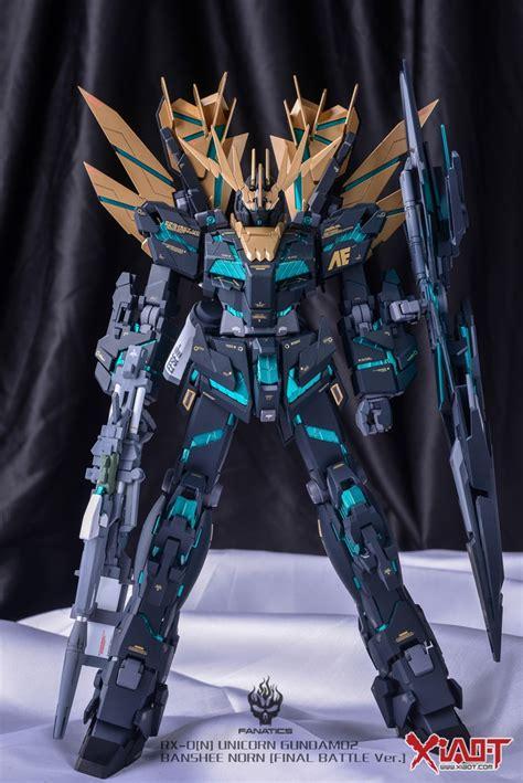 P Bandai Mg 1100 Banshee Norn Gundam Battle Ver Limited gundam p bandai exclusive mg 1 100 unicorn gundam 02