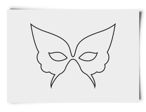 purim mask template printable purim masks jewishboston