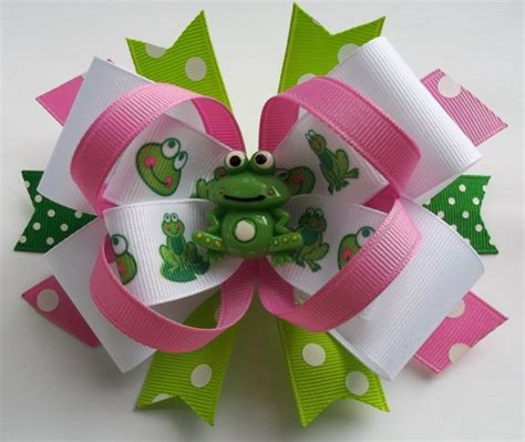 Handmade Hairbows - 78 ideas about handmade hair bows on handmade