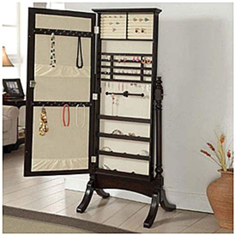 Jewelry Armoire Cheval Standing Mirror by Jewelry Armoire Cheval Standing Mirror Big Lots