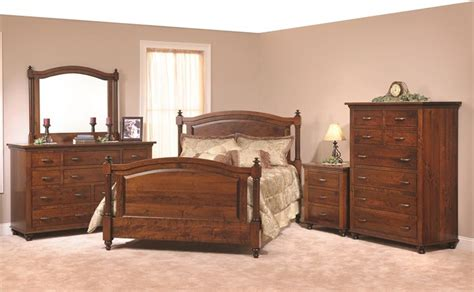 amish bedroom furniture sets hand made bedroom furniture