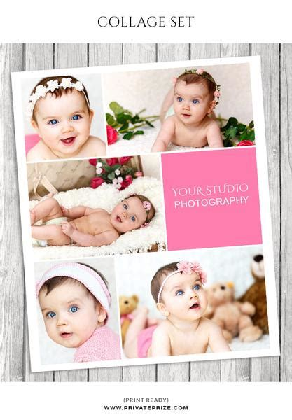 baby collage templates baby photo collage template story board