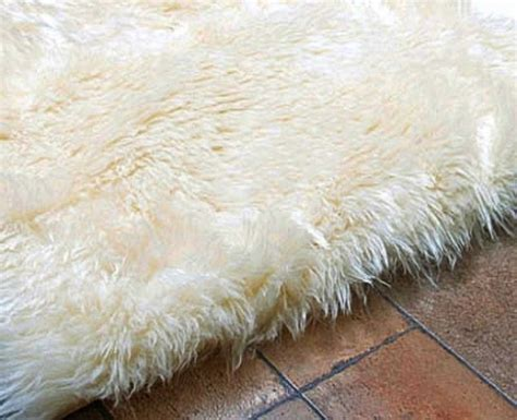 small faux fur rug faux fur area rug ivory small other rugs carpets