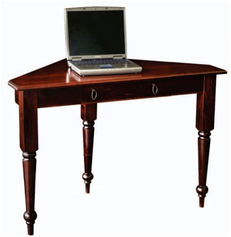Amish Corner Desk Home Office Apple Valley Corner Desk From Dutchcrafters